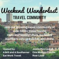 Weekend Wanderlust Travel Community