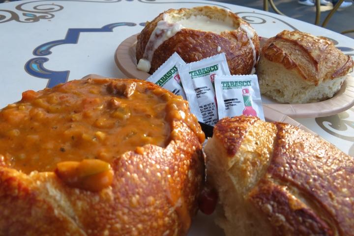 NOLA Bread Bowl